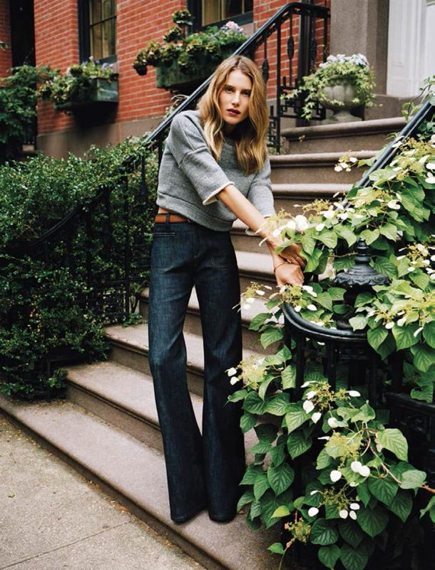 Dree Hemingway for WSJ Magazine