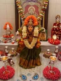 Navratri/Dasara celebrations - South Indian tradition.