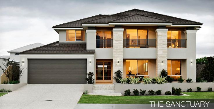 Lifestyle Display Homes: The Sanctuary. Visit www.localbuilders.com.au/display_homes_perth.htm for all display homes in Perth