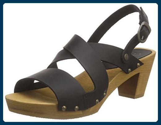 Wood-CLASSIC OIL OPEN 1200009, Chaussures homme - Noir - Noir (noir/2) - 47 EUSanita