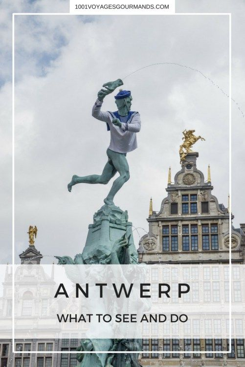 What To See And Do In Antwerp