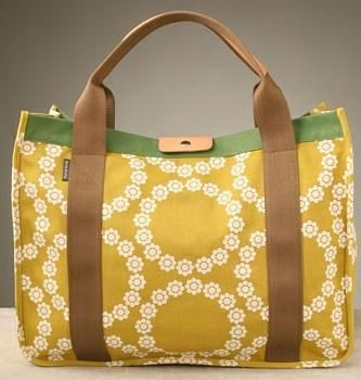 Orla Kiely - repinned this from @Lindsey Nobles. Hopefully we both don't buy it. :)