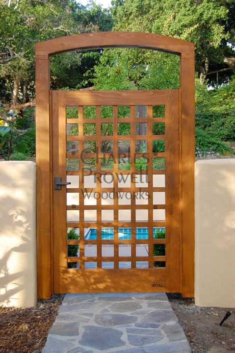 Pin by Nomadic Decorator on Outdoors Arbors wGates