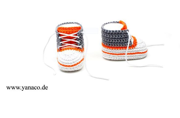12,99€, Babyschuhe orange