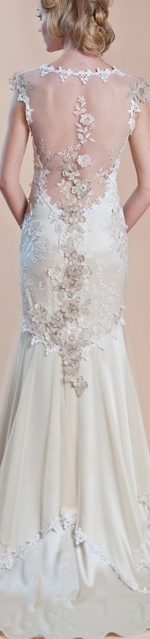 HAUTE♔DRESS: Claire Pettibone 'Viola'