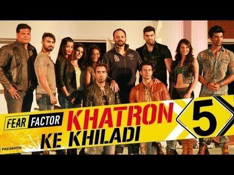 Khatron Ke Khiladi (Season 5) 10 th May 2014
