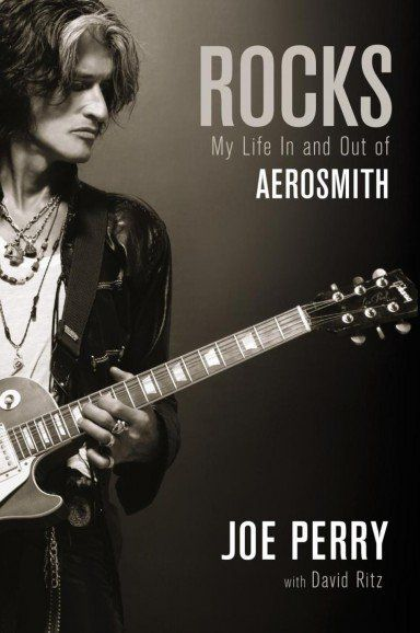 book review of Joe Perry's autobiography Rocks - Leslie Michele Derrough ----I thought it was great