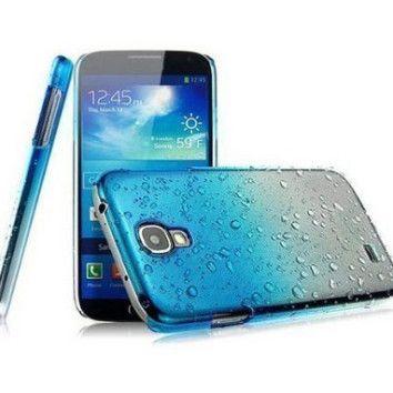 Funda Samsung Galaxy S4 – Gotas relieve [5,90€] Envío gratis