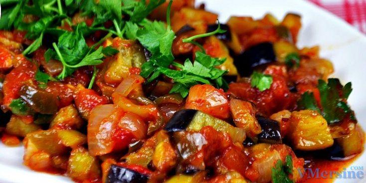 салат из баклажанов по-турецки Шакшука