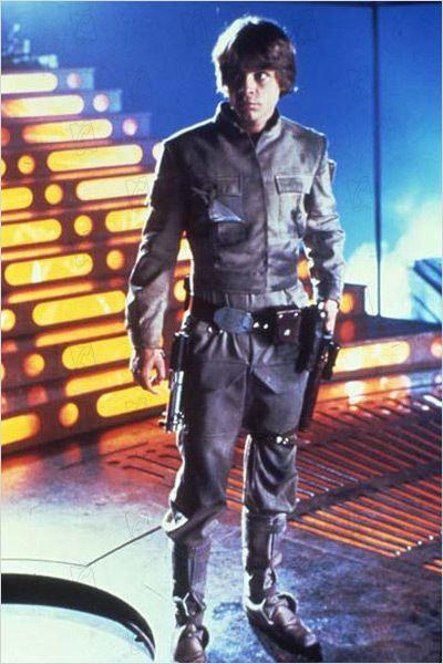 Luke Skywalker from Star Wars The Empire Strikes Back