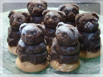 Zobrazit detail - Recept - Medvídci