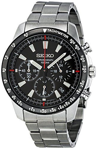 Seiko SSB031 Men's Chronograph Stainless Steel Case Watch https://www.carrywatches.com/product/seiko-ssb031-mens-chronograph-stainless-steel-case-watch/ Seiko SSB031 Men's Chronograph Stainless Steel Case Watch  #Chronographwatch More chronograph watches : https://www.carrywatches.com/tag/chronograph-watch/