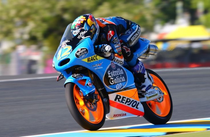 Alex Marquez, Moto3, French MotoGP 2014