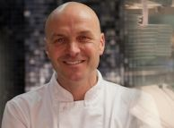 Sunday Brunch star Simon Rimmer will be appearing on Friday and Saturday