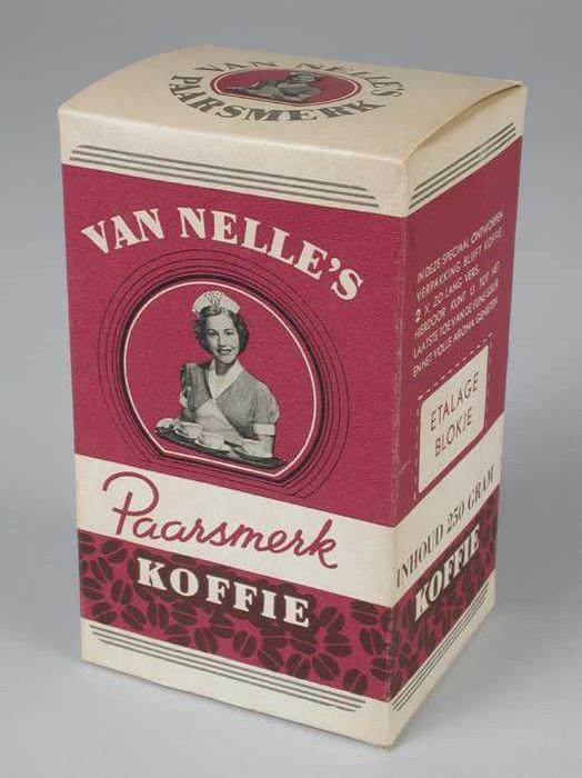 """""""VAN NELLE'S Paarsmerk KOFFIE"""""""