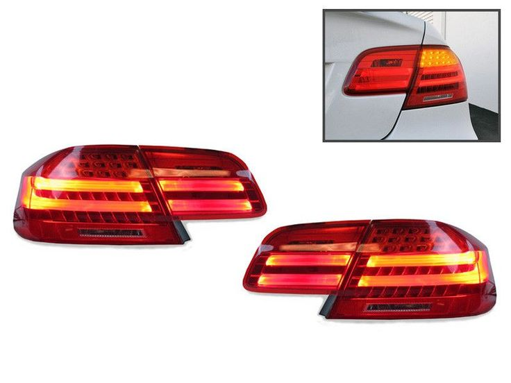 Get rid of those ugly Pre-LCI Tail lights, or get the perfect replacement LCI tail lights for your BMW E92! Our E92 Euro Spec LCI Style LED Tail Lights come ready to install with plug and play harness