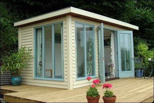 Bespoke garden room designs gazebo ideas pinterest for Bespoke garden office