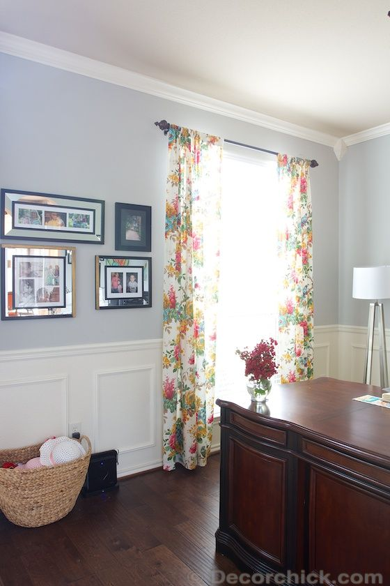 17 Best ideas about Office Curtains on Pinterest | Black curtains ...