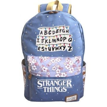 Stranger Things Backpacks in Stock. WE SHIP WORLDWIDE AND ACCEPT ALL CURRENCIES (pesos, $, euro, pound etc) #strangerthings #netflix #season3 #hawkinshighschool #upsidedown #sadie #sink #millie #bobby #brown #milliebobbybrown #finn #wolfhard #finnwolfhard #gaten #matarazzo #gatenmatarazzo #noah #schnapp #noahschnapp #caleb #mclaughlin #stranger #things #science