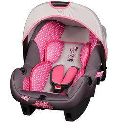 Disney Minnie Mouse Pink Dots Car Seat