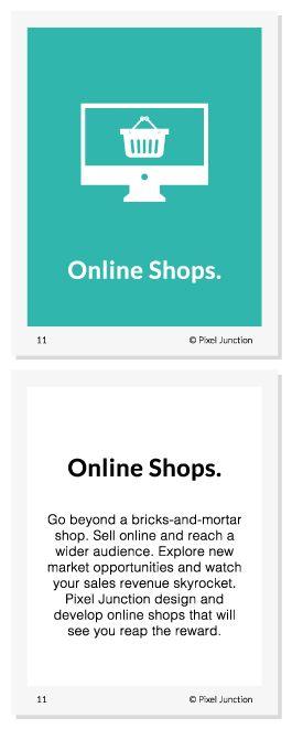 #eCommerce #Online #Shops #Web #Design