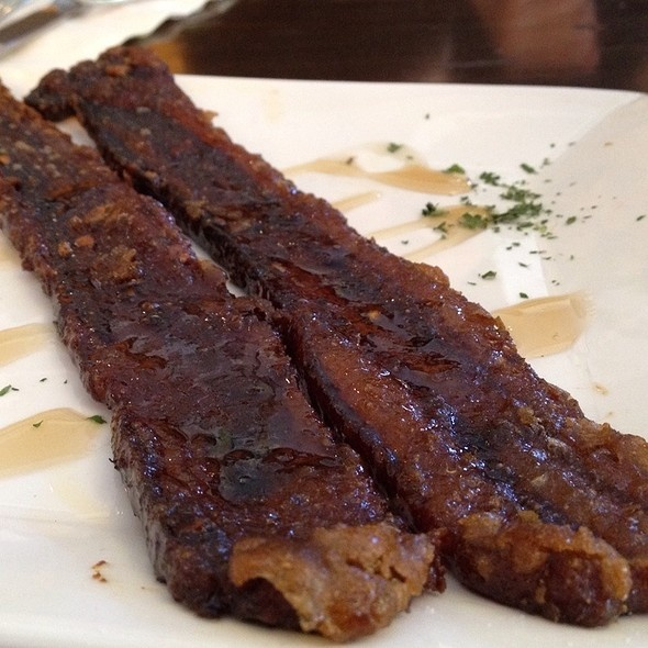 Sweet and Spicy Candied Bacon (Millionaire's Bacon) - The Suburban ...