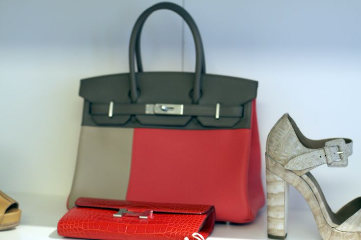 Bag Brag: We got it covered! Hermes Je'taime for Spring!