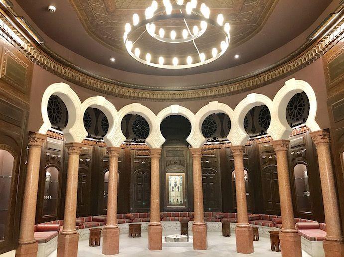 Interior of Sursock in Beirut