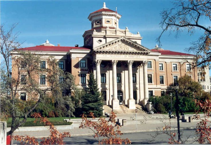 University of Manitoba, Canada #Top University in Canada