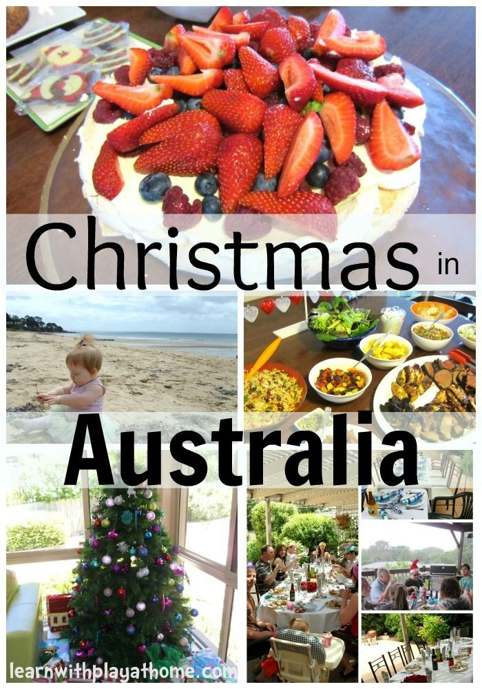 Christmas in Australia. Take your students on a Journey of Christmas Around the World. Here you learn about a typical Australian Christmas. Links in this post to the other countries..