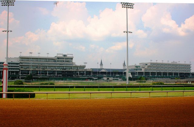 Churchill Downs, Louisville, Kentucky, National Historic Landmark | Flickr - Photo Sharing! -- Entry in the 2011 National Historic Landmark Photo Contest by J.R. Gordon