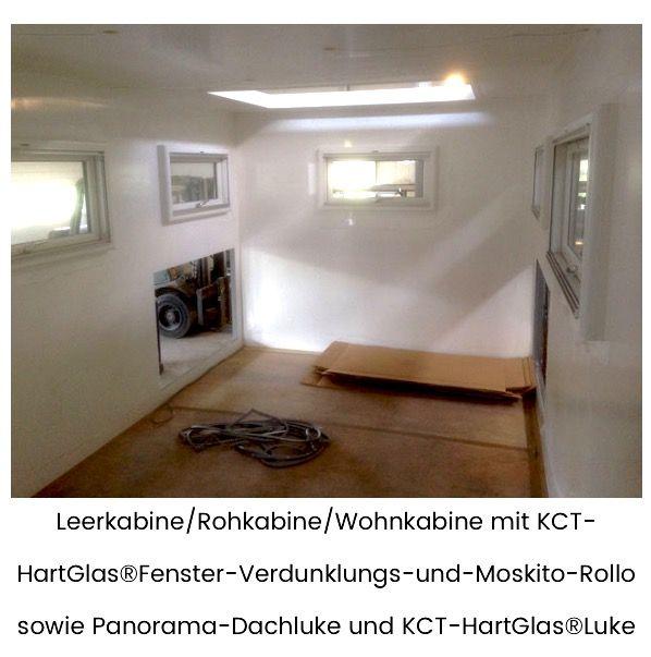 toe-experience.com Wohnkabinen, Leerkabinen für Expeditionsfahrzeuge