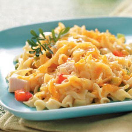 Chicken Noodle Casserole Recipe | Recipes | Pinterest