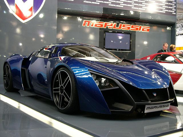 Exceptionnel What Happens When Newly Monied Russians Design A Super Car? You Get The  Successor To The First Russian Super Car, The Itu0027s The Marussia And Itu0027s  Got Looks ...