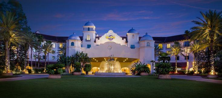Hard Rock Hotel Orlando, FL