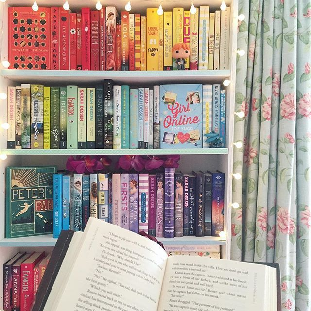 Booksenchanted instagram