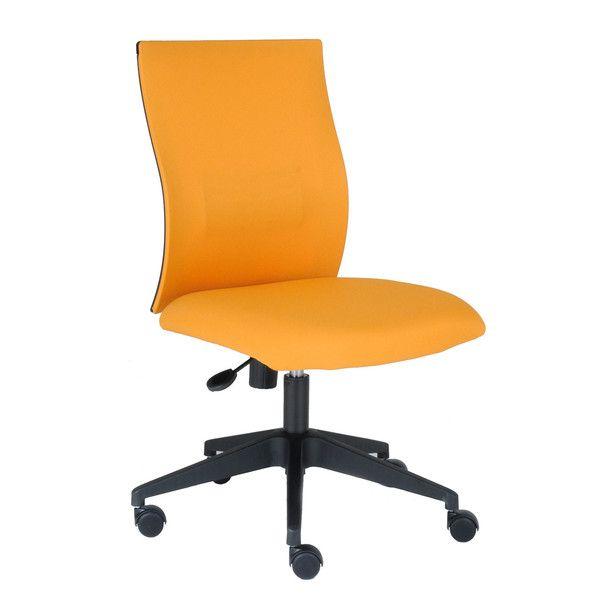 fun office chairs. fun office chair orange chairs