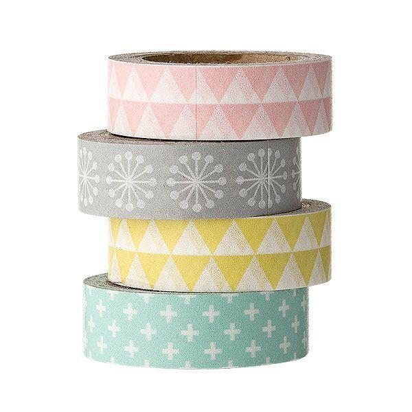 Bloomingville / Dizajnová páska Pastel