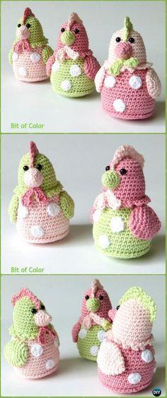 72 Best Crochet Chicken Free Pattern Images On Pinterest Crochet