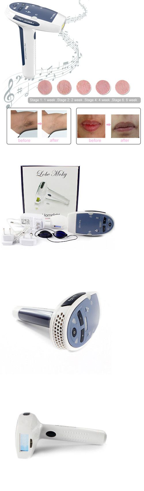 Laser Hair Removal and IPL: Home Use Ipl Permanent Laser Skin Rejuvenation Device For Body Hair Removal -> BUY IT NOW ONLY: $69.25 on eBay!