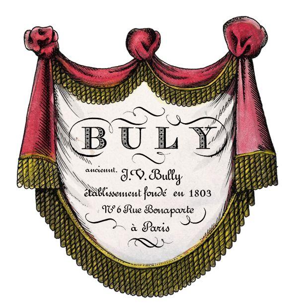 Blason Buly 1803 | Paris