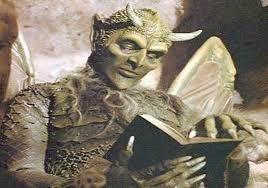 Bernie Casey as the Gargoyle