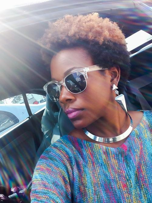 590 Best Images About Short Natural Hairstyles On