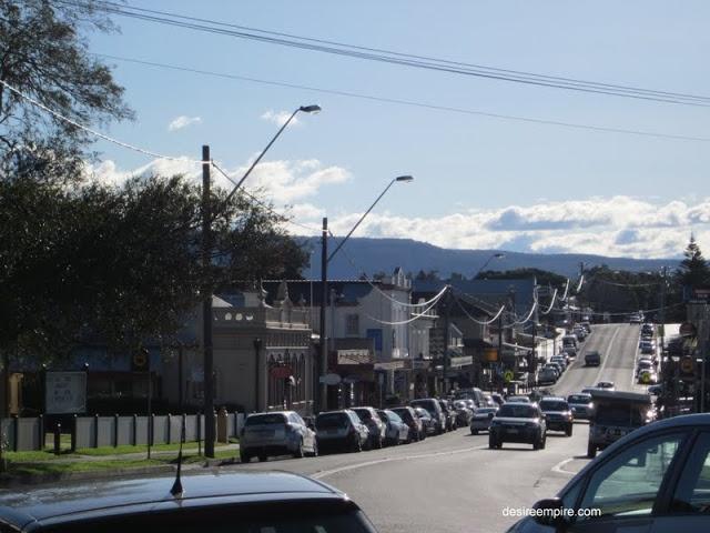 Milton NSW, home of Joseph Whatman