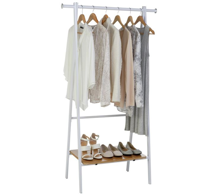 Best 25 clothes rail ideas on pinterest clothes racks - Bedroom furniture for hanging clothes ...