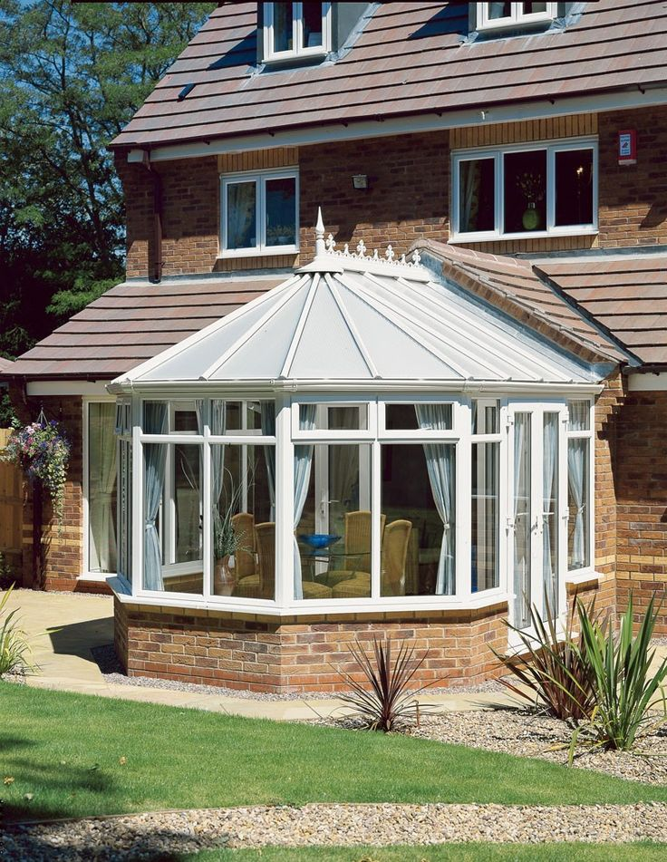 Victorian conservatory design more beautiful for Victorian sunroom designs