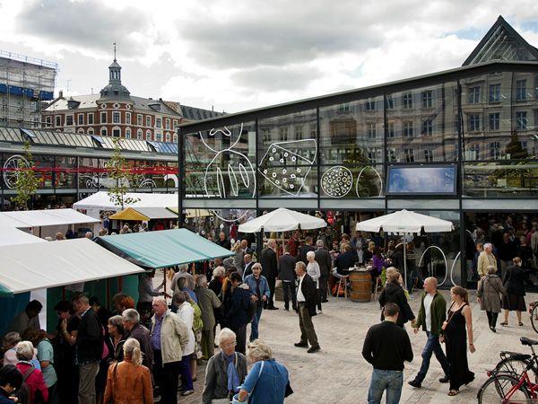 Torvehallerne market