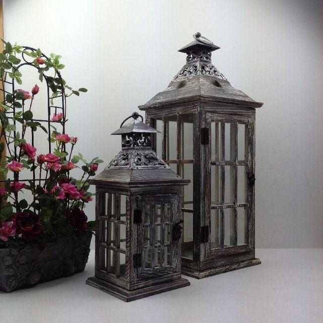 Есть старые железные дерево ретро переносная лампа фонарь комната декор подсвечник ветрозащитный мягкая снаряжение свадьбы украшения