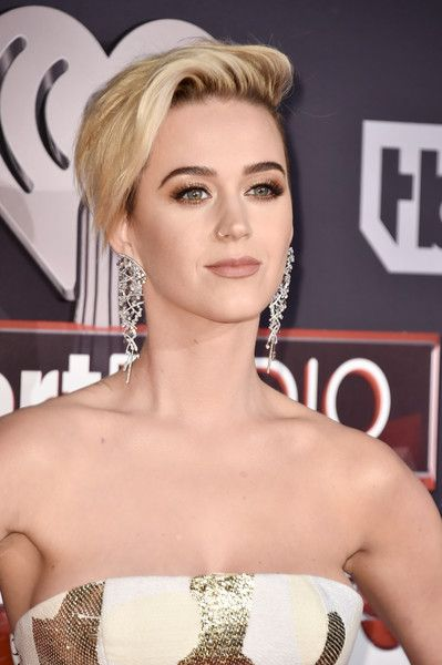 Musician Katy Perry attends the 2017 iHeartRadio Music Awards which broadcast live on Turner's TBS, TNT, and truTV at The Forum on March 5, 2017 in Inglewood, California.