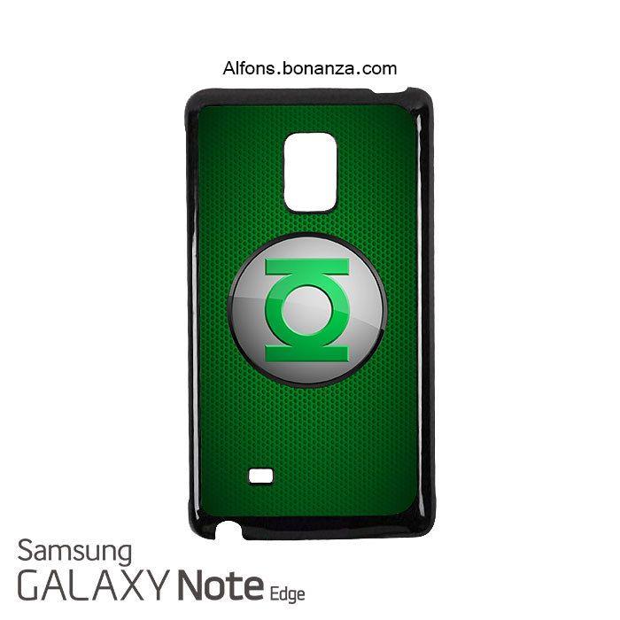 Green Lantern Samsung Galaxy Note EDGE Case